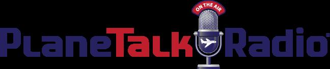 PlaneTalkRadio logo